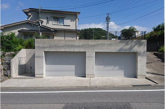 車庫(ガレージ)