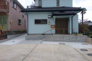 T様邸 外構(駐車場) 改修工事