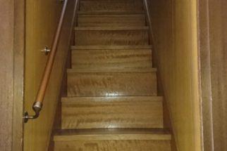 I様邸 階段手摺・トイレ 改修工事