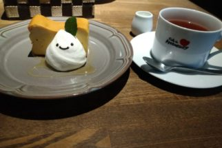 Anniversary CAFEに行ってきました!