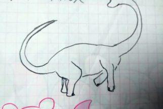 3歳児 恐竜ブーム